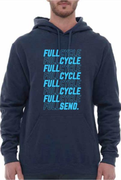 Full Cycle Full Send Hoodie