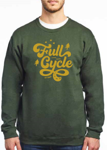 Full Cycle Road Trip Crewneck