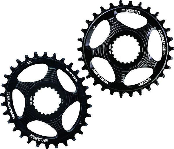 Blackspire Snaggletooth N/W chainring – Shimano Direct Mount 9100/8100/7100 12SP