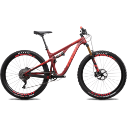 Pivot Cycles Trail 429 XO1 Red