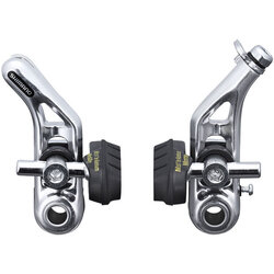 Shimano CANTILEVER BRAKE, SHIMANO ALTUS C90BR-CT91 FRONT M-SIZE 13.5MM FIXING BOLTSW/Z-TYPE A/73 LINK WIRE