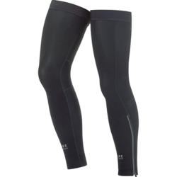Gore Wear Universal GORE WINDSTOPPER Leg Warmers, Black