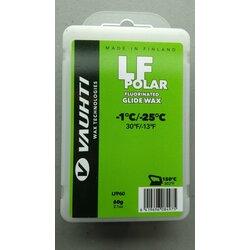 Vauhti Low Fluoro Glide Wax Polar Temp 60g