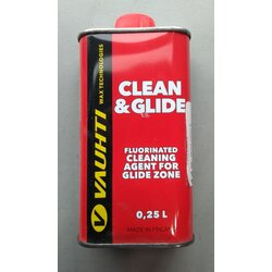 Vauhti Clean & Glide Cleaning Agent