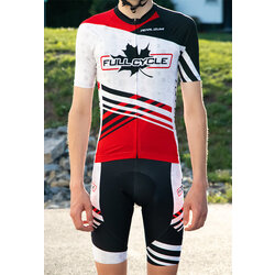 Full Cycle FC Custom Interval Road Jersey Men