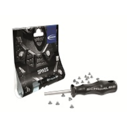 Schwalbe Replacement Studs Steel, bag of 50 with Stud Tool