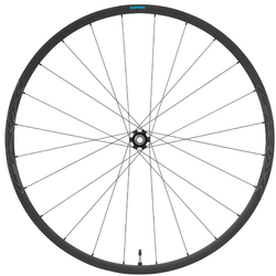 Shimano WH-RX570 700C Tubeless Wheelset, F/R:12mmTA, 10/11s, CL Disc