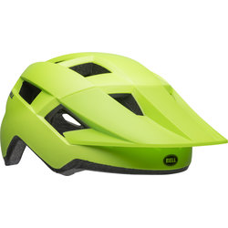 NEW- Bell Spark MIPS Matte Bright Green/Black