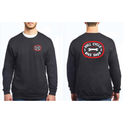 Full Cycle Patch Crewneck