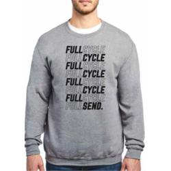Full Cycle Full Send Crewneck