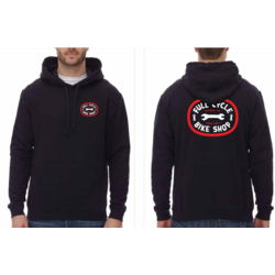 Full Cycle Patch Hoodie