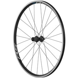 Shimano WHEEL, WH-RS100, REAR, 24H, FOR 11/10-S, OLD:130MM, R-QR:168MM, CLINCHER, BLACK, W/RIM TAPE, IND.PACK