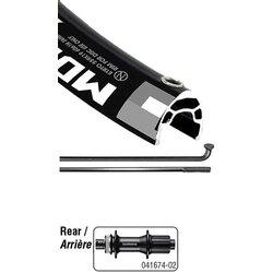 Wheel Shop Alex MD19/ Shimano FH-MT400-B Boost 29'', Wheel, Rear