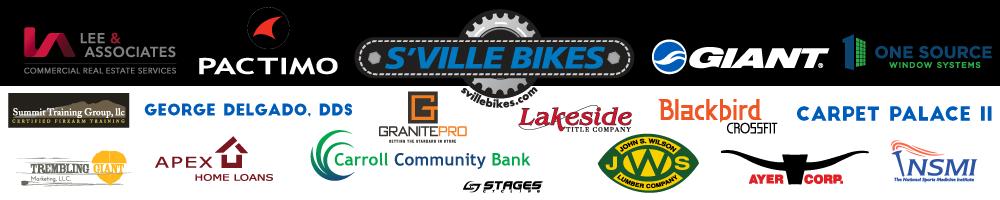 Svillebike Race Team Sponsors
