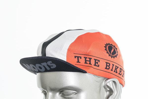 Bikery Bikery Cap Orange/White/Black