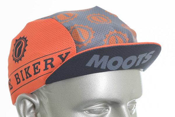Bikery Bikery Cap V2 Orange/Grey