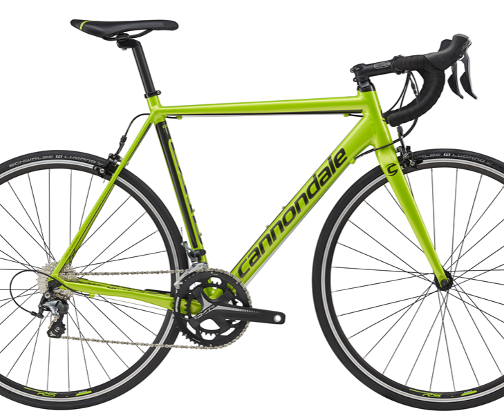 Cannondale CAAD Optimo road bike