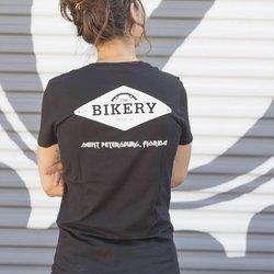 Bikery Bikery Goat Tee Shirt
