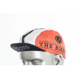 Bikery Bikery Cap Orange/White/Black