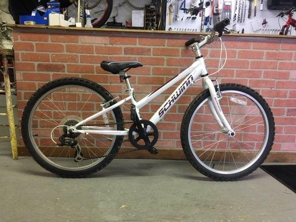 """Bike Barn Schwinn Frontier 24"""""""