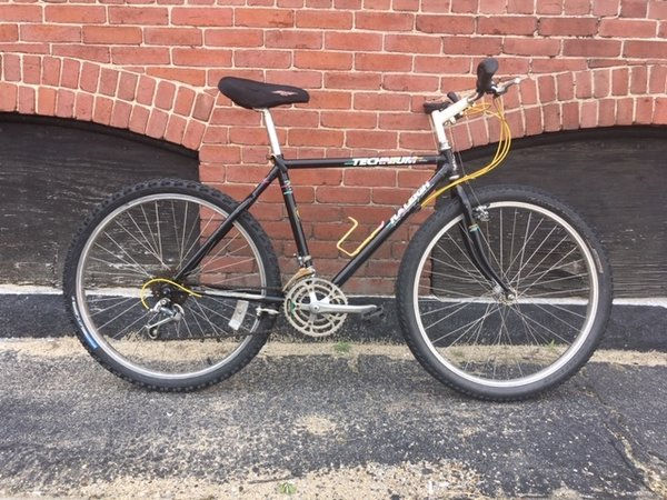 Bike Barn Raleigh All Terrain Medium