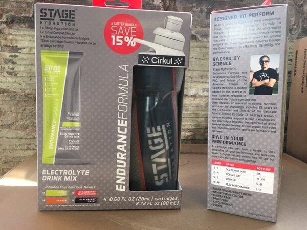 Bike Barn USA Stage Hydration Starter Kit