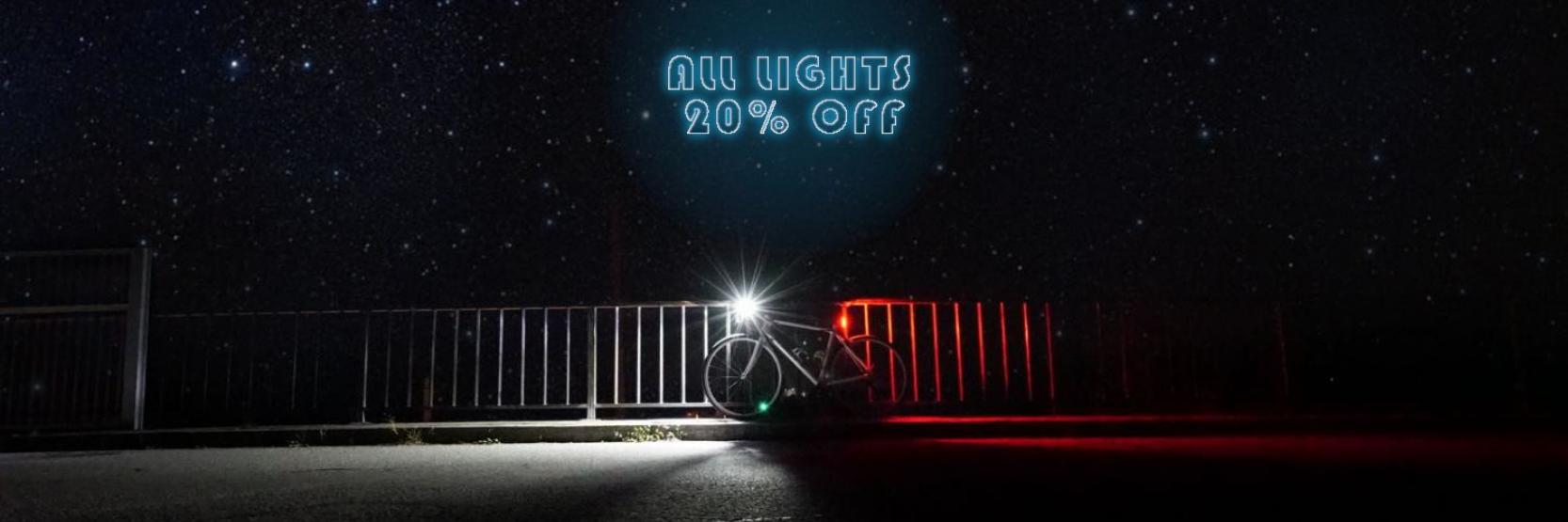 November Light Sale