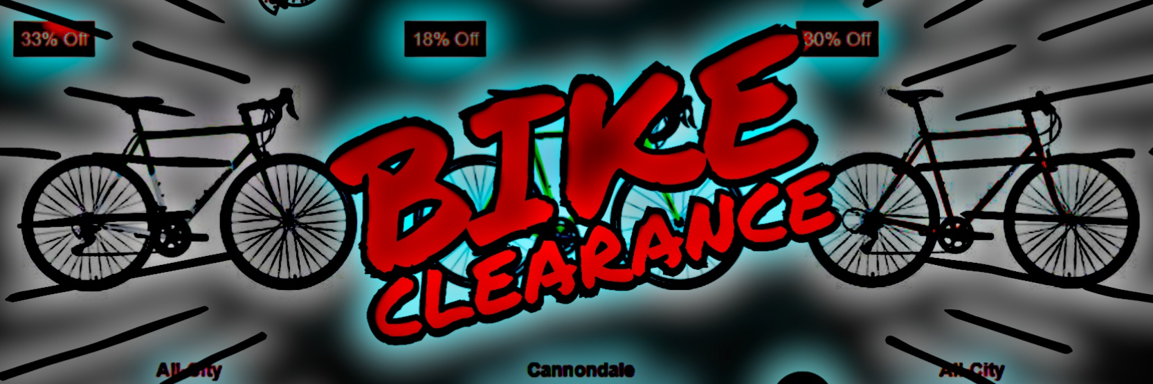 Bike Clearance!