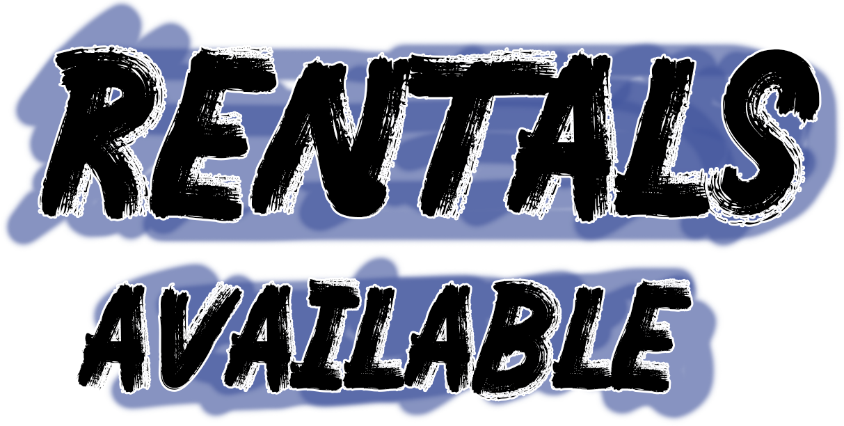 Rentals Available