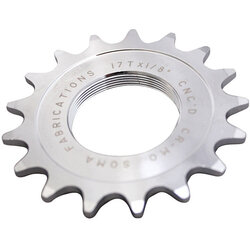 Soma Track Cog in chrome