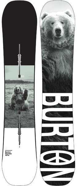 Burton Burton Process Camber Snowboard