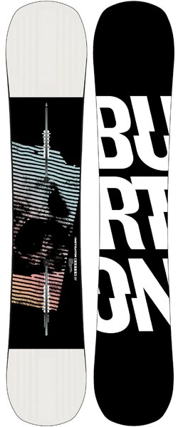 Burton Burton Instigator Flat Top Snowboard