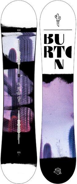Burton Women's Burton Stylus Flat Top Snowboard