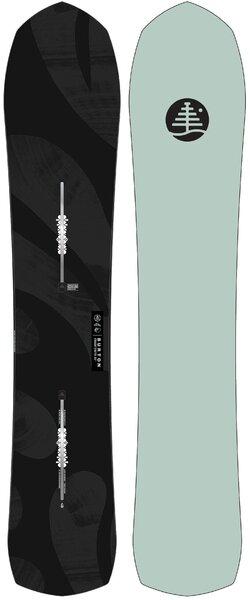 Burton Burton Family Tree Straight Chuter Camber Snowboard