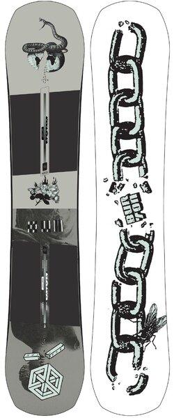 Burton Burton Name Dropper Camber Snowboard