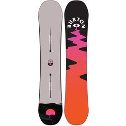 Burton Women's Burton Yeasayer Flat Top Snowboard