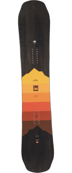 Arbor Snowboards Shiloh Camber