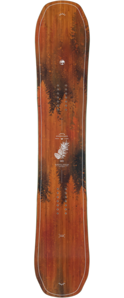Arbor Snowboards Swoon Camber