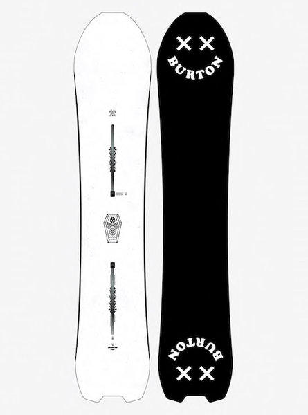 Burton Snowboards Skeleton Key