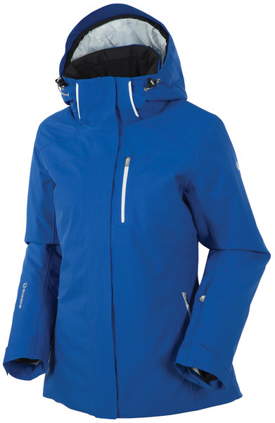 Sunice Reese Jacket Color: Blue Stone