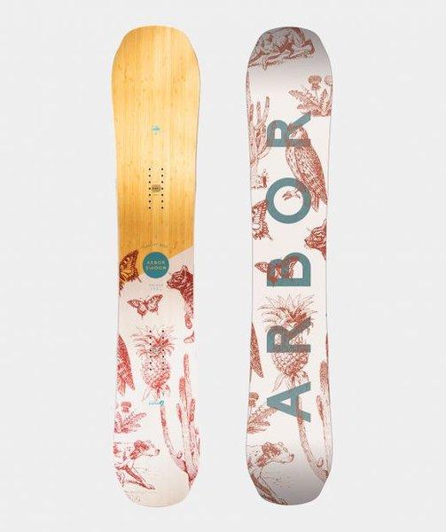 Arbor Snowboards Swoon Rocker