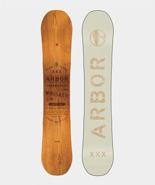 Arbor Snowboards Whiskey