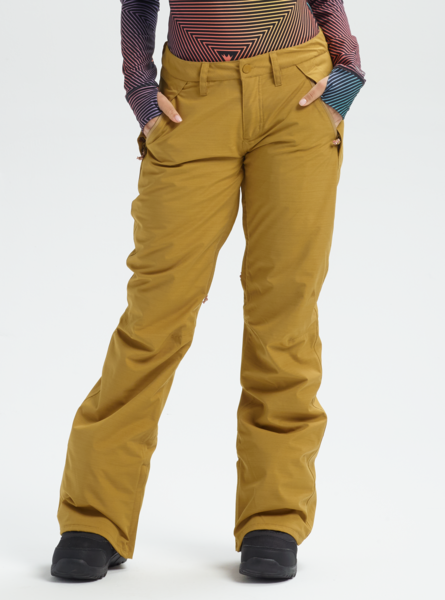 Burton Snowboards Society Pant Color: Evilo Heather