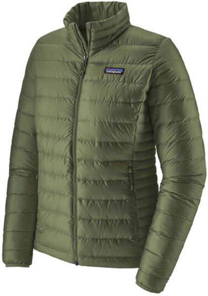 Patagonia Down Sweater Color: Camp Green