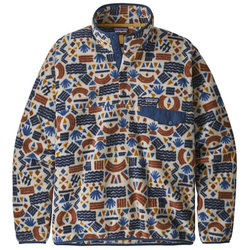 Patagonia Lightweight Synchilla Snap-T P/O