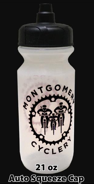Montgomery Cyclery & Fitness Propatch Sprocket Bottle - 21oz