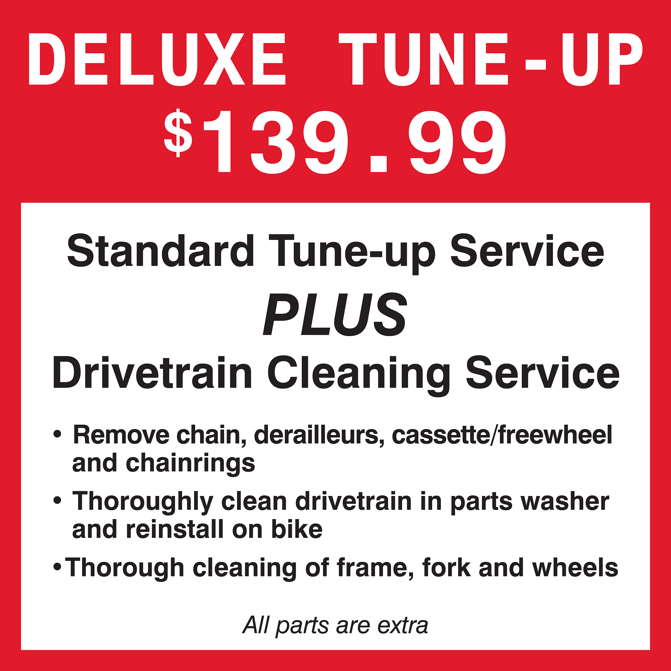 Tune Up Prices >> Expert Bicycle Mechanics Service Tune Up Bike Repair