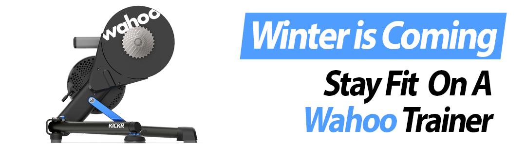 Wahoo Trainers Banner