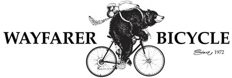 Wayfarer Bicycle Logo