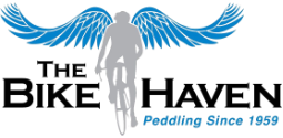 The Bike Haven logo link to homepage
